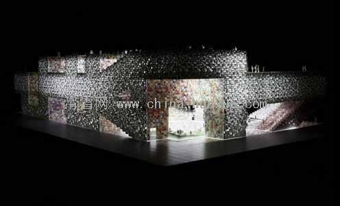 上海世博会韩国馆主题和方案图片