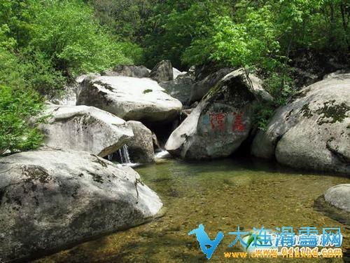 大连到丹东鸭绿江峡谷漂流
