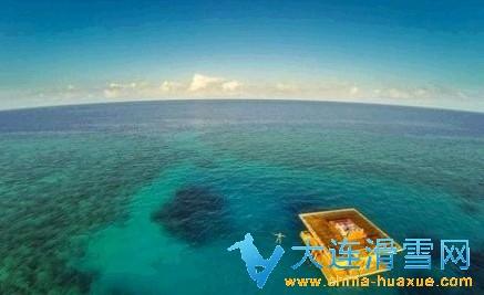 """坦桑尼亚""""奔巴岛""""的海上度假酒店"""