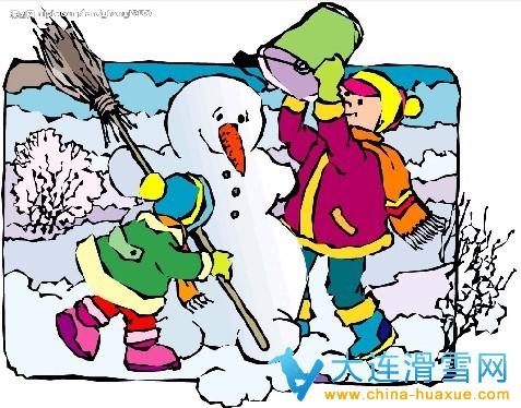 忆童年大雪趣事