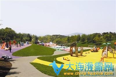 大连英歌石植物园儿童乐园5月17日开园