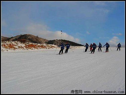 大连林海滑雪场简介